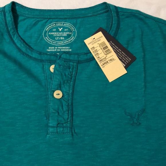 4a7d9f48c98a American Eagle Outfitters Shirts | Nwt Mens Ae Legend Tee | Poshmark